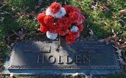Bertha <I>Bryson</I> Holden