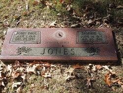 Sammie L <I>Haskins</I> Jones