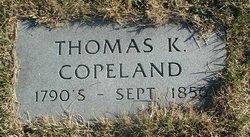 Thomas Kirk Copeland