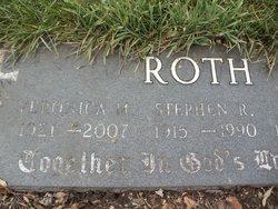 Veronica Mary <I>Kofler</I> Roth