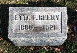 Etta Rose <I>Foster</I> Reedy