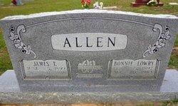 Bonnie <I>Lowry</I> Allen