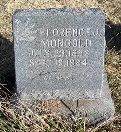 Florence Jane <I>Stahl</I> Mongold