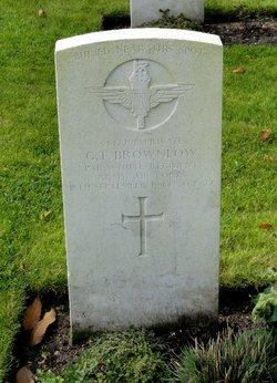 Private George Thomas Brownlow