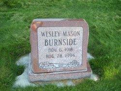 Wesley Mason Burnside