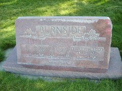 Fannie <I>Bills</I> Burnside
