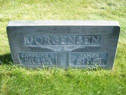 Caroline <I>Fredericksen</I> Jorgensen