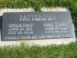Alma Thomas Patterson