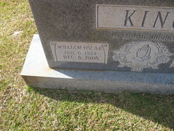William Oscar King