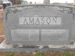 John Hudson Amason