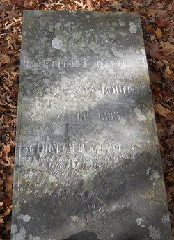 Martha J. Allen