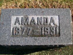 Amanda Barbara <I>Betz</I> Albrecht