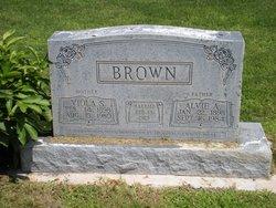 Viola Susannah <I>Sherman</I> Brown