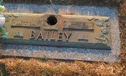 Lucy <I>Burns</I> Bailey