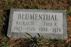 Dr Frederick Ralph Blumenthal