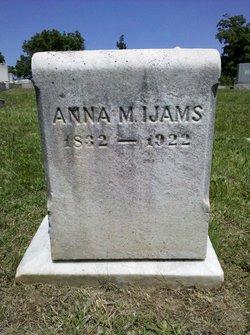Anna Maria Ijams