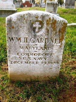 Como William Henry Gardner