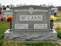 Laura M <I>Hennesey</I> McCann