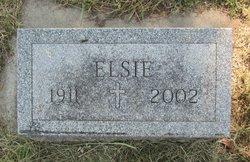 Elsie <I>Syndergaard</I> Bailey