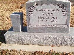 Marsha Ann Vann