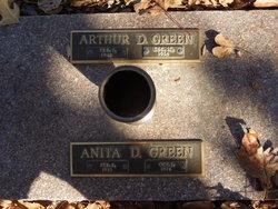 Anita D Green