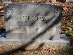 Bertha <I>Martin</I> Fereday