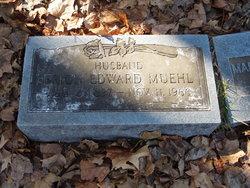 Erich Edward Muehl, Sr
