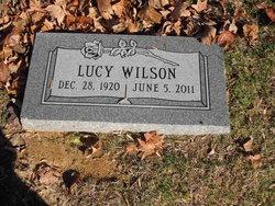 Lucy Wilson