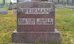 "Sarah Ellen ""Ella"" <I>Garn</I> Weirman"