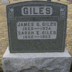Sarah Elizabeth <I>Park</I> Giles