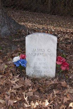 James C McFarland