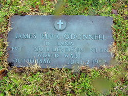 "James Elba ""Ebb"" O'Donnell, Sr"