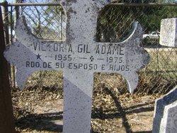 Victoria <I>Gil</I> Adame