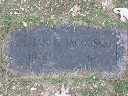 """Lillian Cecelia """"Lily"""" <I>Withers</I> Jacobson"""