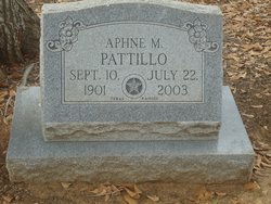 Aphne M Pallillo