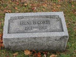 Irene <I>Hower</I> Corby