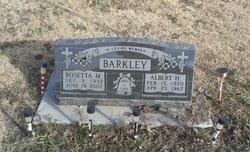 Albert Henry Barkley