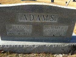 Pinkney Rufus Adams