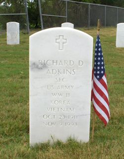 Richard D Adkins