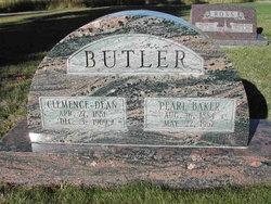 Martha Pearl <I>Baker</I> Butler