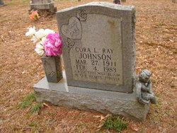 Cora L. <I>Ray</I> Johnson
