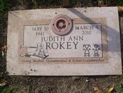 Judity Ann <I>Katchmar</I> Rokey