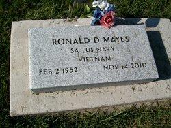 Ronald Dale Mayes