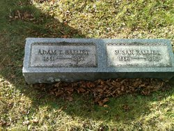 Susan <I>Major</I> Balliet