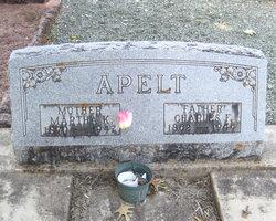 Martha <I>Kroenert</I> Apelt