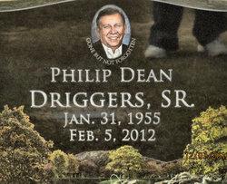 Philip Dean Driggers, Sr
