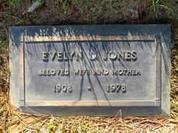 Evelyn Dean <I>Ives</I> Jones