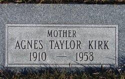 Agnes Taylor Kirk