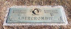 "James Lewis ""Jim"" Abercrombie Sr."