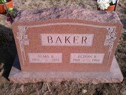 Elton R Baker
